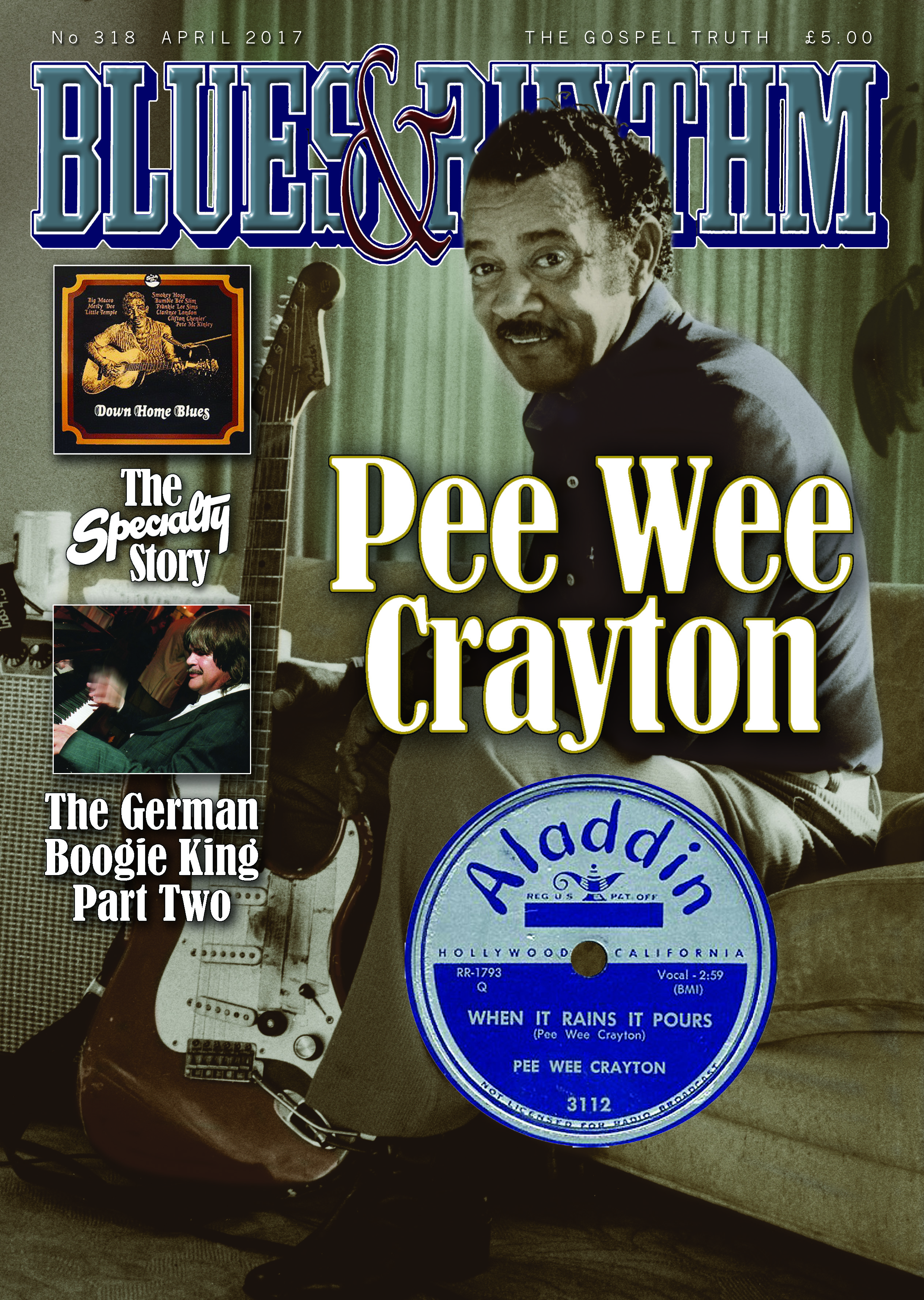 Pee wee crayton discography with you