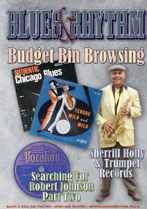 Blues Amp Rhythm Magazine Articles Interviews Features